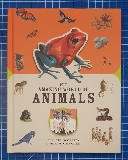Book Cover Paperscapes The Amazing World Of Animals