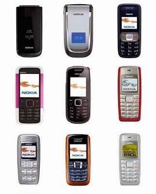 Kode Rahasi Untuk Hp Nokia