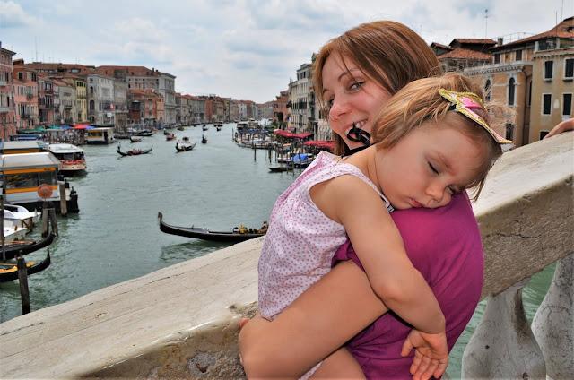 Wenecja i Lazurowe Wybrzeże- autem z dzieckiem na pokładzie