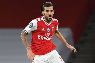 Dani Ceballos Send a request to real Madrid to stay with arsensl