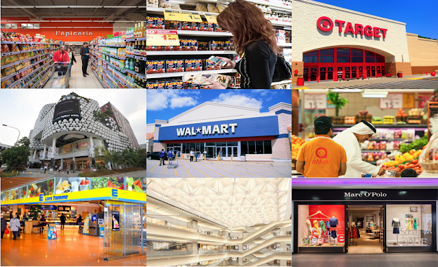 Indoor positioning projects in retail are now popping up around the globe.