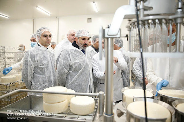 Actividad económica de Armenia crece 6,5%
