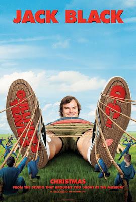 Gulliver's Travels 2010 Dual Audio Hindi 480p BluRay 300MB