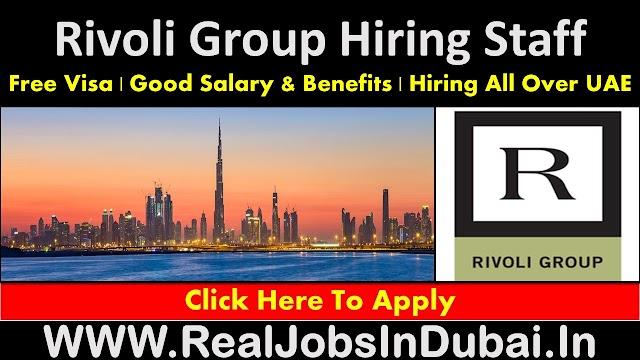 RIVOLI Careers Jobs Vacancies In UAE