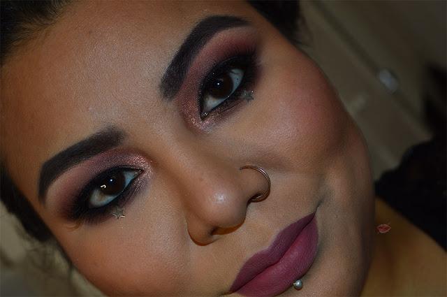 Adam Burrell's Makeup Inspiration