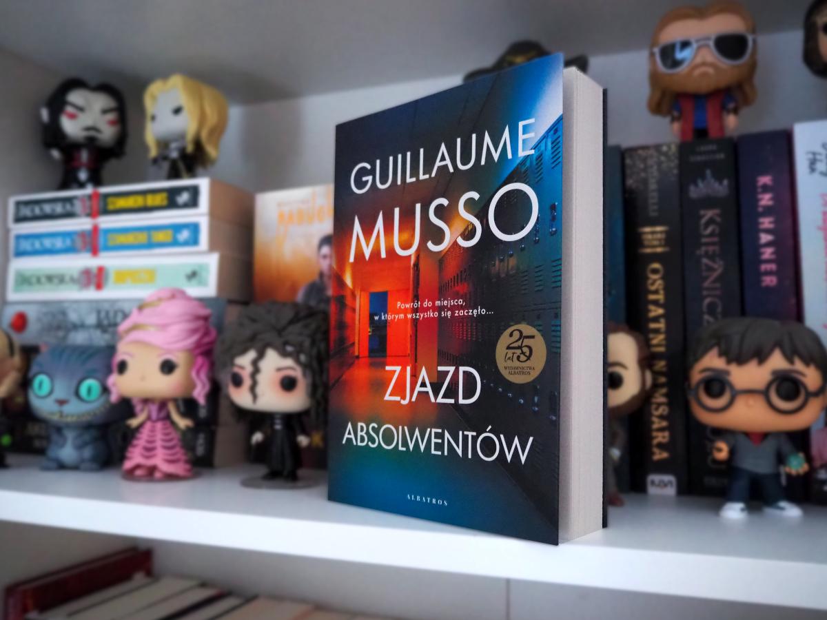 Zjazd absolwentów – Guillaume Musso [RECENZJA]
