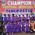 SSB Ciamis Raya Tampil Memuaskan di Festival Samudra Cup