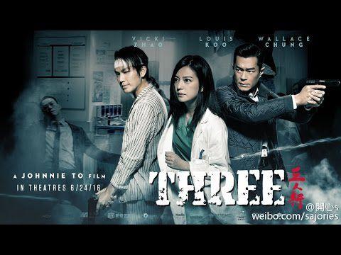 Three – Tam nhân hành (2016)