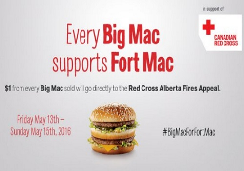Mcdonalds Big Mac Supports For Mac #BigMacForFortMac