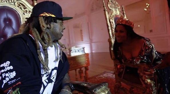 Lil Wayne and Nicki minaj No frauds