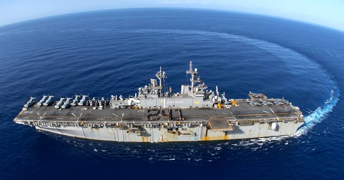 Top 10 Longest Naval Ships In The World