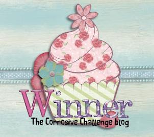The Corrosive Challenge, #10 Winner, Sept 2021