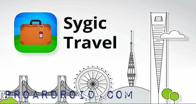 تطبيق Sygic Travel Maps Offline v4.15.0 للملاحة والخرائط بدون انترنت للاندرويد مجاناً logo