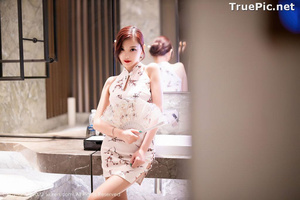 Image XIUREN No.2487 - Chinese Sexy Model - Yang Chen Chen (杨晨晨sugar) - TruePic.net - Picture-2