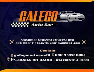 GALEGO AUTO CAR