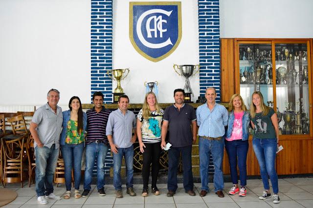 Aporte Municipal para la realización del festival de Mones Cazón este fin de semana