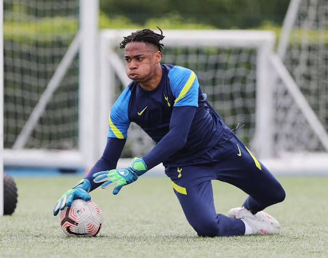 Joshua Oluwayemi Tottenham