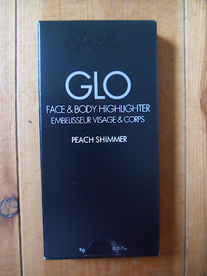 Sleek GLO Face and Body Highlighter in Peach Shimmer