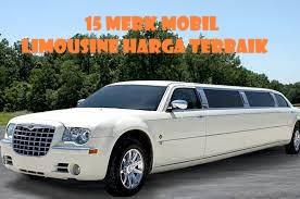 15 Merk Mobil Limousine Harga Terbaik