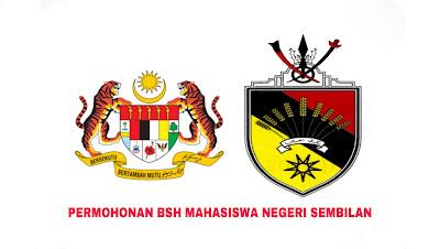 Permohonan BSH Mahasiswa Negeri Sembilan 2020 Online (Semakan Status)