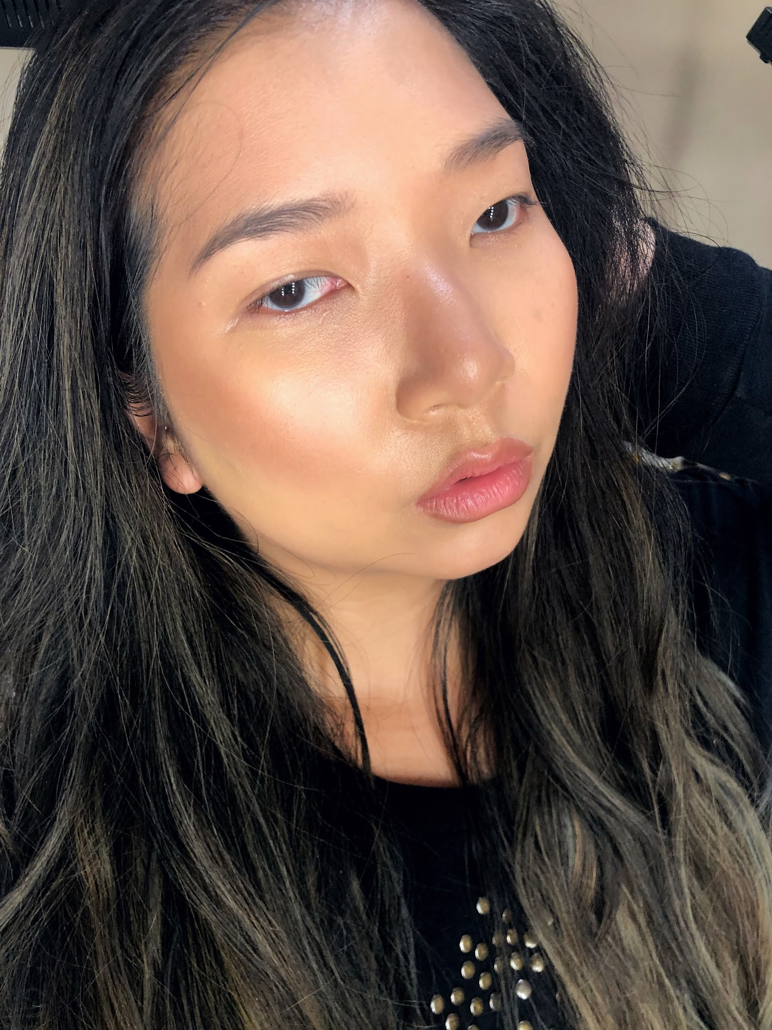 Wayne Goss The Radiance Boosting Face Palette Review and Swatches