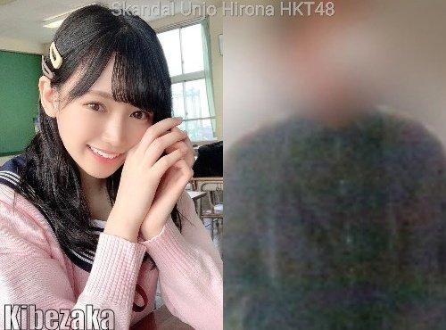 skandal unjo hirona hkt48 dating graduate