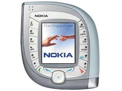 Hp Nokia Jadul 7600