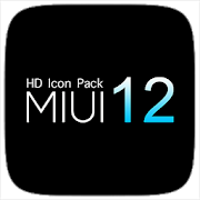 Miui 12 Icon Pack 1.02 Patched