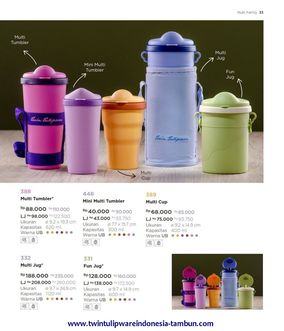 Mini, Multi Tumbler, Multi Cup, Jug, Fun Jug