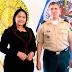 Presidente de Junta Interamericana de Defensa recibe visita de dominicana especialista en seguridad internacional