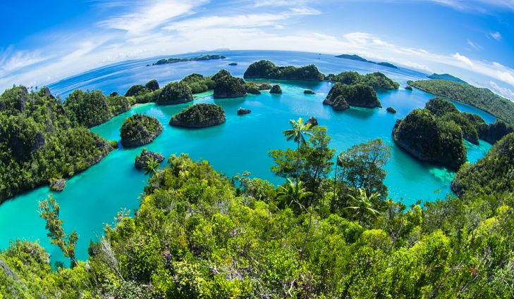best destination indonesia