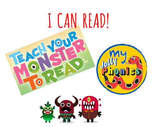I can read! czyli o Jolly Phonics