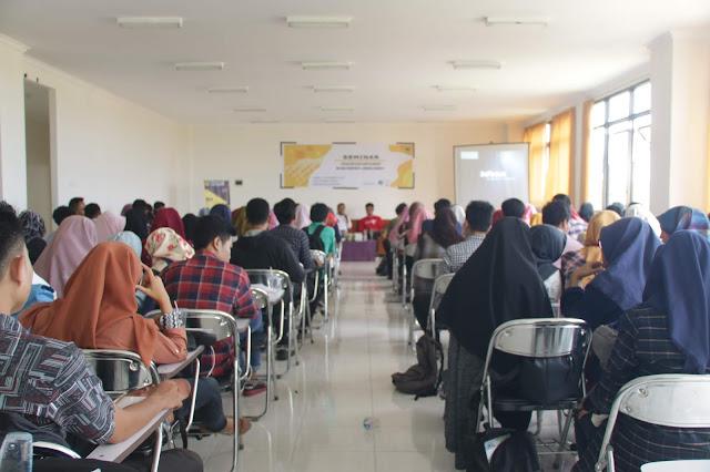 Seminar Peran Netizen dan Blogger dalam Kampanye Lombok Bangkit