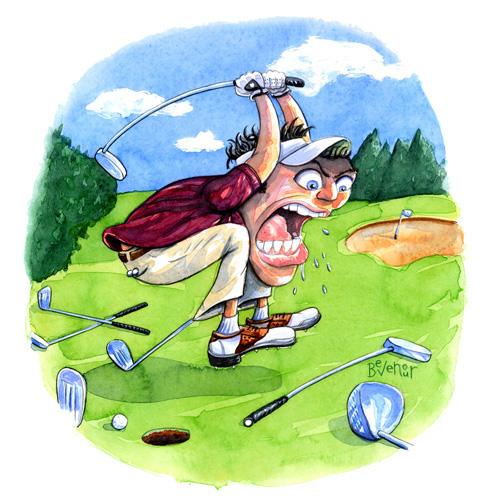 Bob's Bad Golf: July 2013