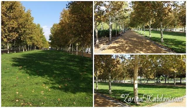 Taman Lineal del Manzanares