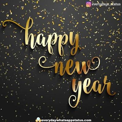 happy new year 2019 status | Everyday Whatsapp Status | Best 20+ Happy New Year HD Photos
