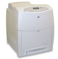 HP Color Laserjet 4600 Driver