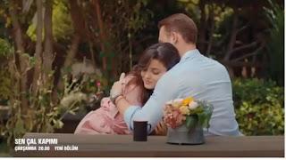 Turkish Series Sen Cal Kapimi - You Knock On My Door Episode 10 detailed summary.