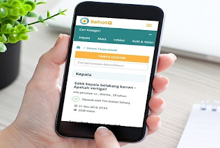 SehatQ.com Menyediakan Fitur dan Layanan Kesehatan Terpercaya