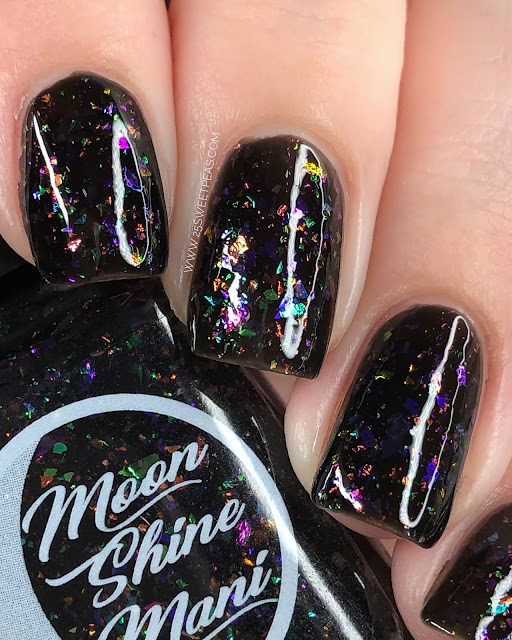 Moon Shine Mani Mr. Boddy 25 Sweetpeas