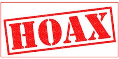 """Tips Mengidentifikasi Berita """"Hoax"""""""