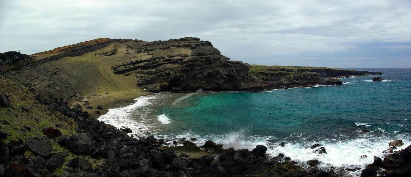 Papakolea Beach - 20 best things to see and do around the world