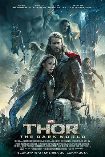 Thor 2, el mundo oscuro