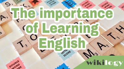 learning english paragraph
