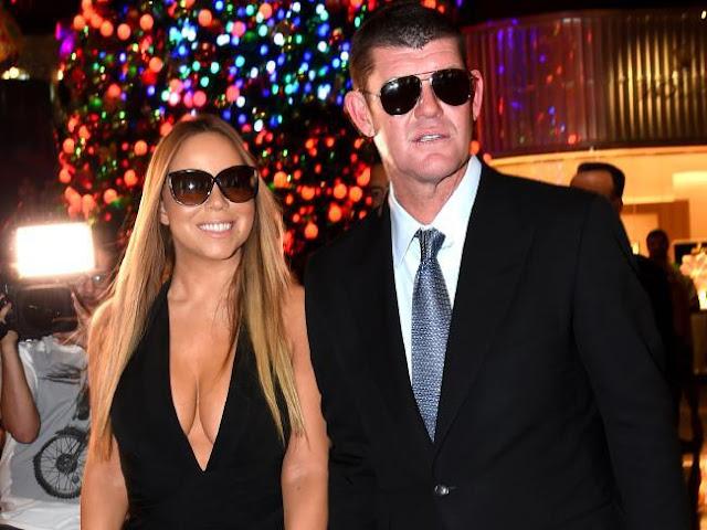 Mariah Carey y James Packer terminaron, según reportes