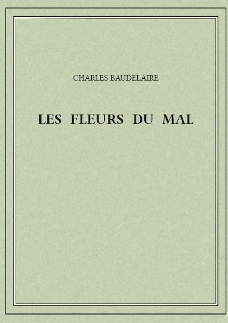 Télécharger : Les Fleurs du Mal en  pdf