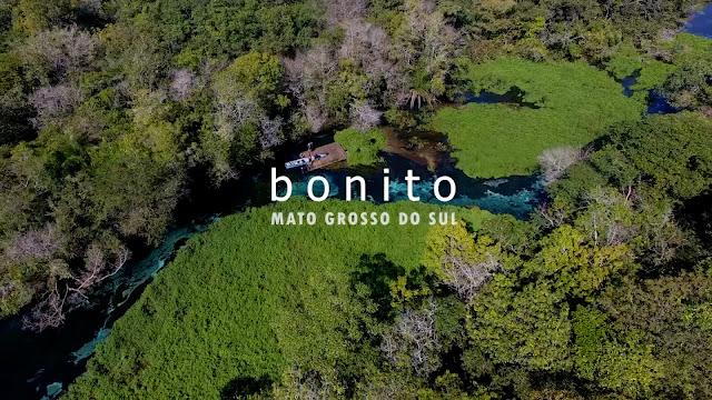 Conheça Bonito MS - Por Yago Brandão  [Foto: Programa Tudo de Bom SBT Maranhão]