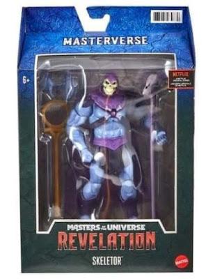 Masters of the Universe: Masterverse - MOTU Revelation.