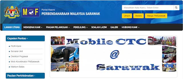 Rasmi - Jawatan Kosong (PMSarawak) Perbendaharaan Malaysia Sarawak Terkini 2019