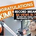Kim Chiu's Bawal Lumabas performance on Wish record 1M views in 7 Hrs